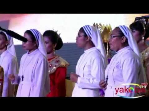 Bolelebo. Lagu Daerah Nusa Tenggara Timur. ALMA Putri Bhakti Luhur Vokal Group