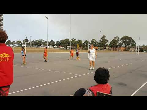 Samoa College vs Aute Samoa Sydney Game 1