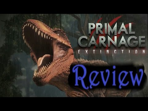 Primal Carnage: Extinction Review PS4