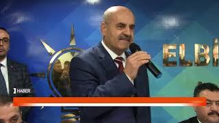 AK Parti Elbistan'a Tam Bir Çıkartma Yaptı