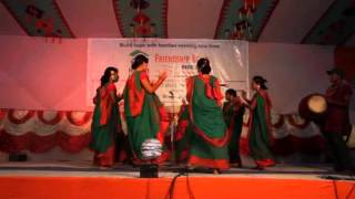 Dhamail folk dance ( Traditional Dance of Bangladesh)