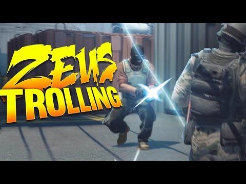 CS:GO - Zeus TROLLIN! #16