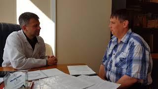 Интервью с пациентом после продольной резекции желудка. История похудения.