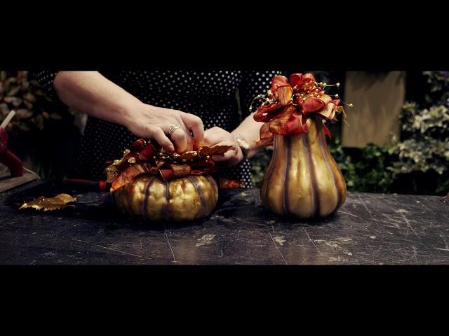 The Linly Touch: Pumpkins | Making of Fall Pumpkin Decor