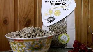 видео Семена подсолнечника