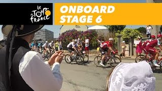 Onboard camera - Stage 6 - Tour de France 2018