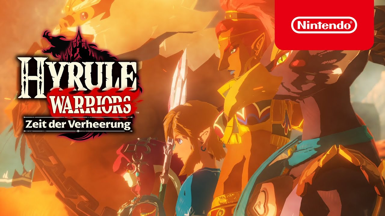 Hyrule Warriors Zeit Der Verheerung Angekundigt Gamers At