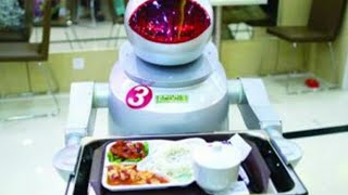 The Robotic World Takeover Starts In Our Restaurants