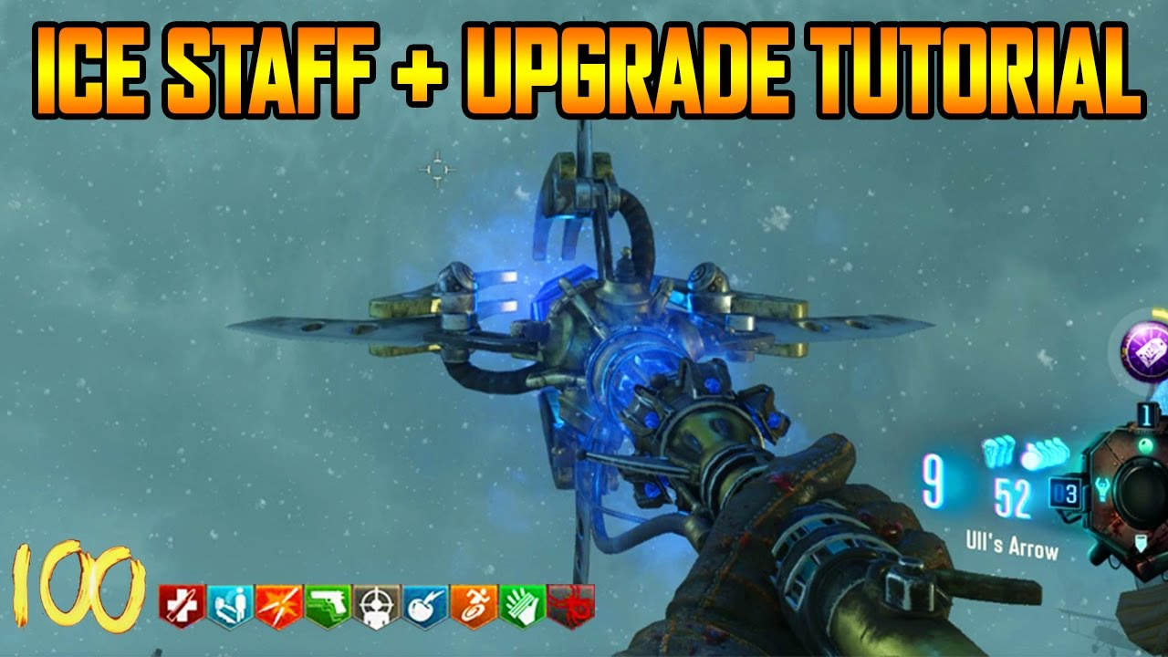 Origins remastered ice staff build upgrade tutorial guide black ops zombie chronicles also rh youtube