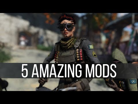 5 Mods That Will Make You Reinstall Fallout 4