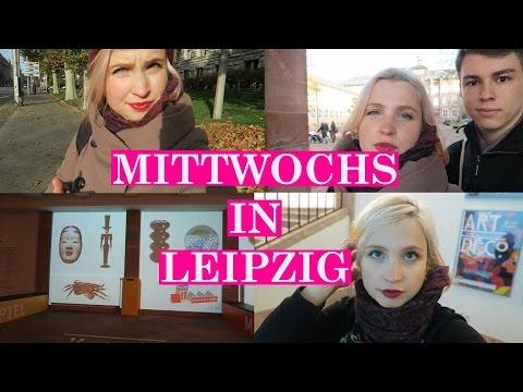VLOG: Mittwochs in Leipzig │♥ LenaHillOnTour ♥