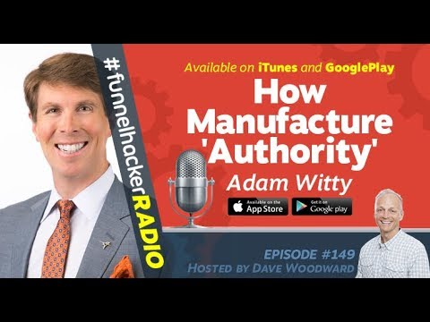 Adam Witty, How To Manufacture 'Authority'