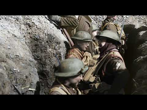 They Shall Not Grow Old - The Shells And Mines