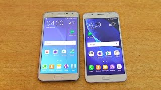 Samsung Galaxy J7 (2016) vs J7 (2015) Review & Camera Test! (4K)