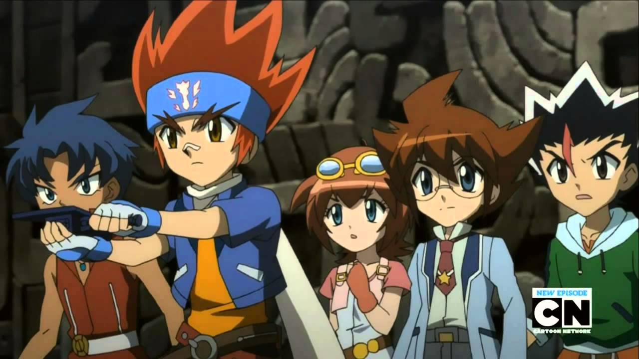 Beyblade Metal Fury Episode 30 English Dubbed Child Of -6617