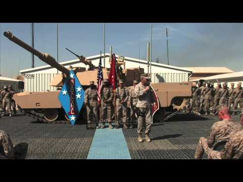 2nd Marine Division takes over fight in Afghanistan