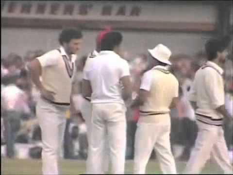 India vs West Indies 1983 world cup part 1