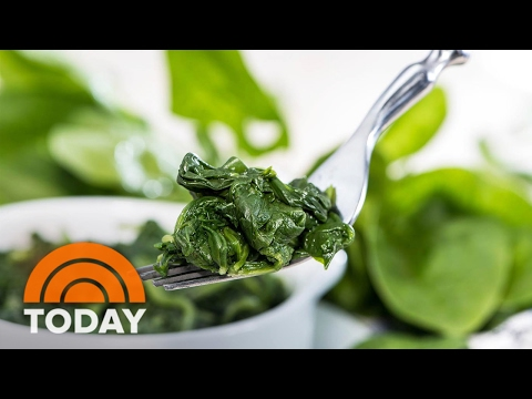 5 Foods To Help Manage Blood Pressure: Cocoa Powder, Spinach | TODAY