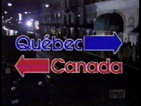 Canada-Québec 1995