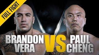 ONE: Full Fight | Brandon Vera vs. Paul Cheng | Heavyweight Kick | December 2015 thumbnail