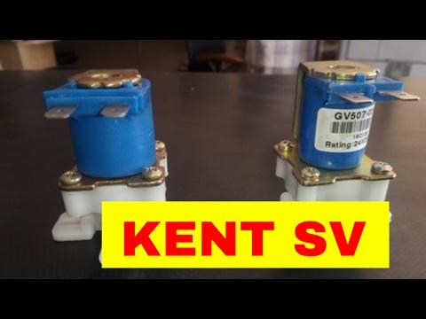 kent solenoid valve