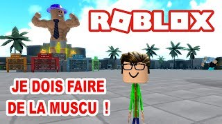 HOW DO I GET SUPER-MUSCLED? - Weight Lifting Simulator 3 on Roblox
