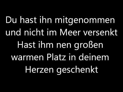 Sido feat. Mark Forster - Einer dieser Steine - Lyrics/Songtext - Liedinterpretation