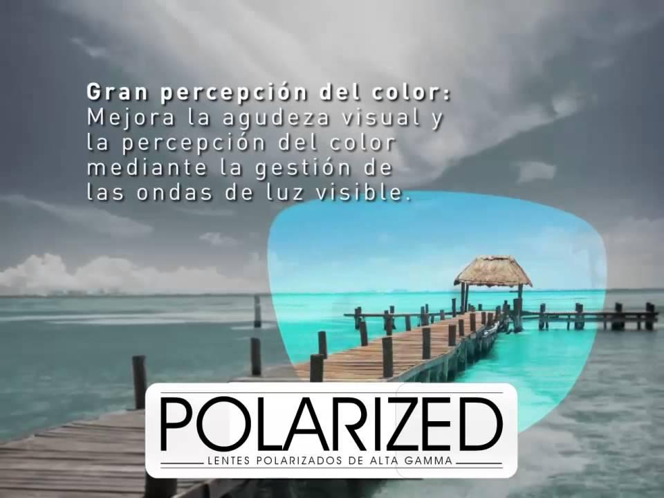 Beneficios de Lentes Polarizadas - By Polarized Asteroptica  - YouTube f562c85788