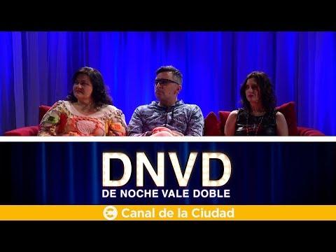 Mirta Wons, Antonella Costa y Franco Torchia en De Noche Vale Doble