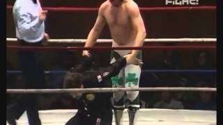 WOSW - Fit Finlay vs Black Prince (Steve Prince)