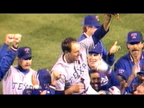 Nolan Ryan pitches sixth career no-hitter