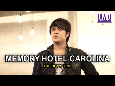MEMORY HOTEL CAROLINA-THE BOYS TRIO VOL.1
