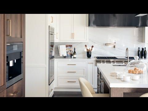 House Tour: Elegant Suburban Home