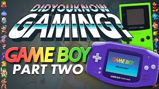 [Old] Game Boy Part 2 - Did You Know Gaming? Feat. Jake of Vsauce3