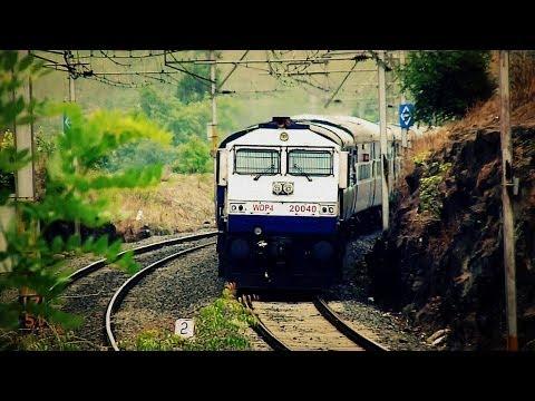 Best Train To Travel Between Mumbai And Bangalore - The Legendary Udyan Express!