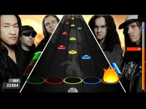 Dragonforce - Heroes of our time - FC dificil 100%.flv