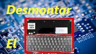 laptop hp mini 110 remplazar el teclado gizmotij