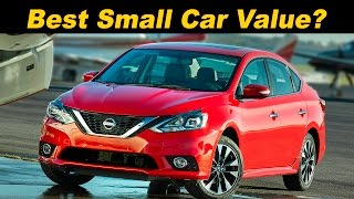 2016 Nissan Sentra First Drive Review - In 4K UHD!