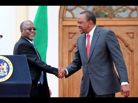The Magufuli effect and why Tanzania's economy is gaining on