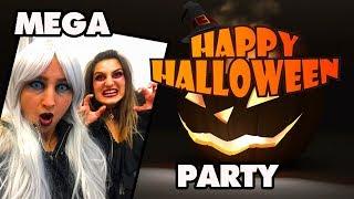 MEGA HALLOWEEN PARTY !! - SÜßES ODER SAURES ?!