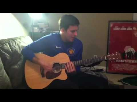John Mayer- No Such Thing (Cover) -by Eric Lindquist