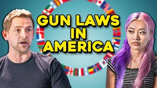 Do You Know Gun Laws In America?
