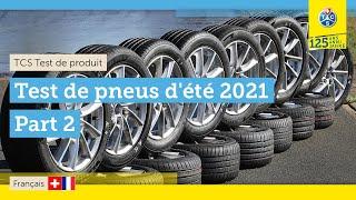 TCS test de pneus d'été 2021 - Part 2