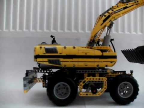 mod lego technic 8043 r derbagger youtube. Black Bedroom Furniture Sets. Home Design Ideas