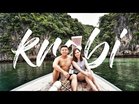 Krabi Travel VLOG 2017