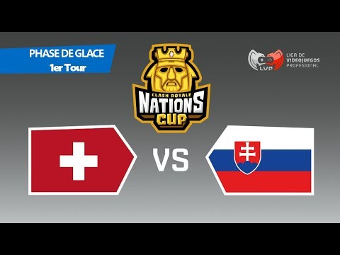 🔴 SUISSE vs SLOVAQUIE - Coupe du Monde || CR Nations Cup - Phase 1