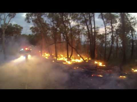 Bathurst Brigade NSW RFS - Hells Hole Fire