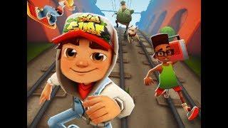Bus and Subway Runner Full Gameplay Walkthrough