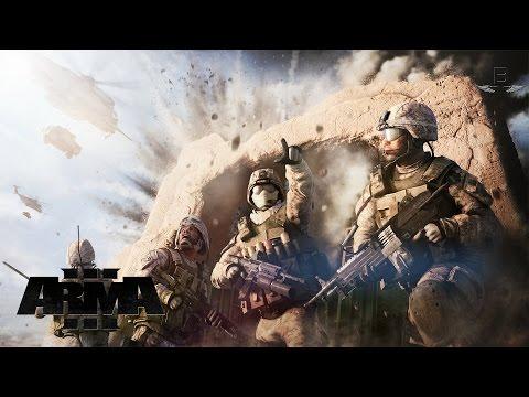Back in Iraq - Arma 3 Operation Iraqi Freedom Part 1