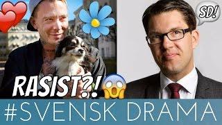 Jockiboi Röstar på SD och Jimmie Åkesson, Jockes Bröder Hatar invandrare (Svenska YoutubeNyheter)